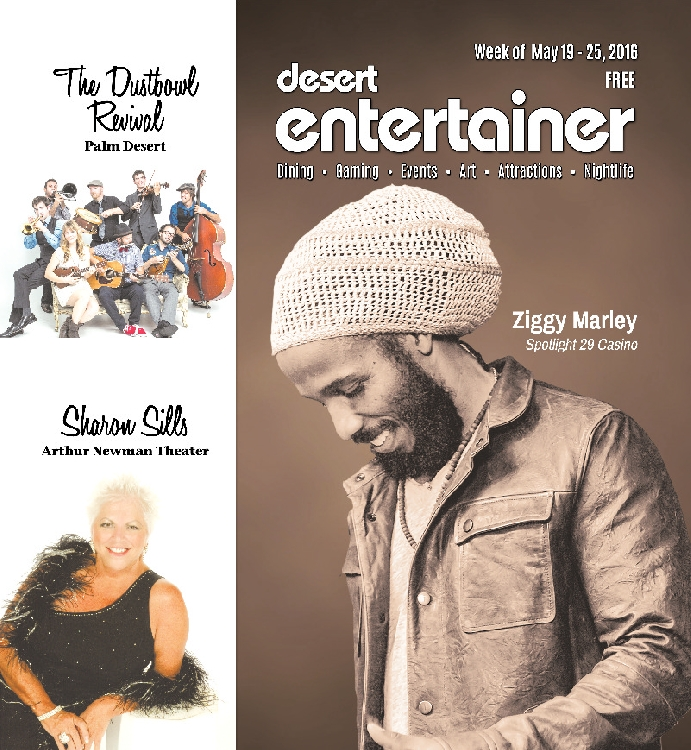 May 19, 2016 – Desert Entertainer