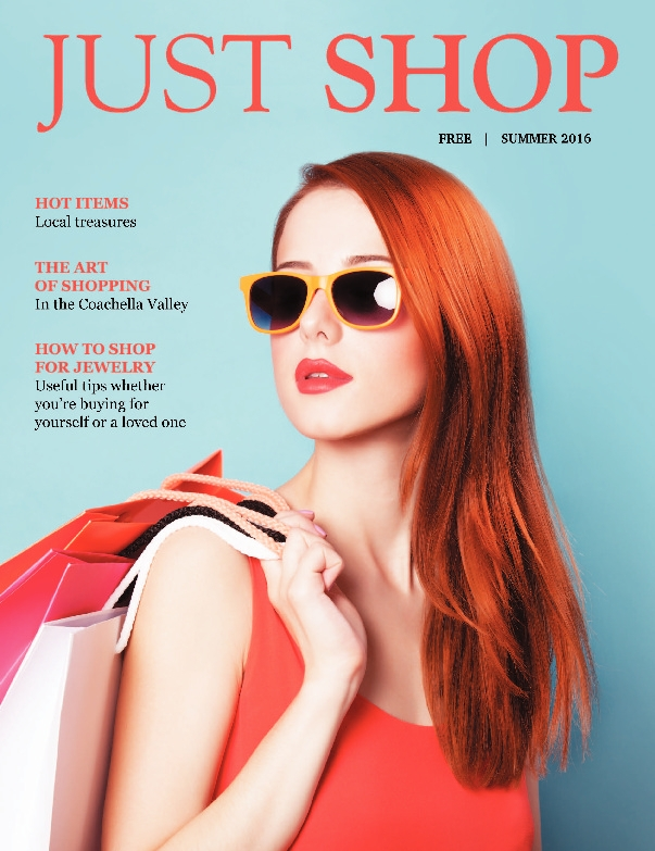 Just Shop: Summer 2016