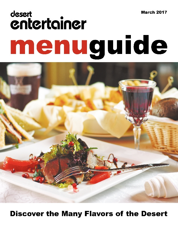 2017 Menu Guide