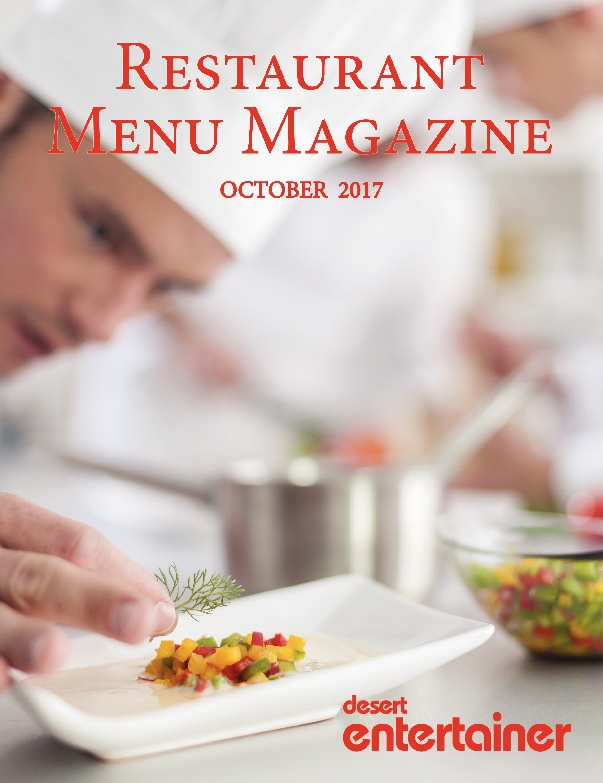 Restaurant Menu Magazine 2017