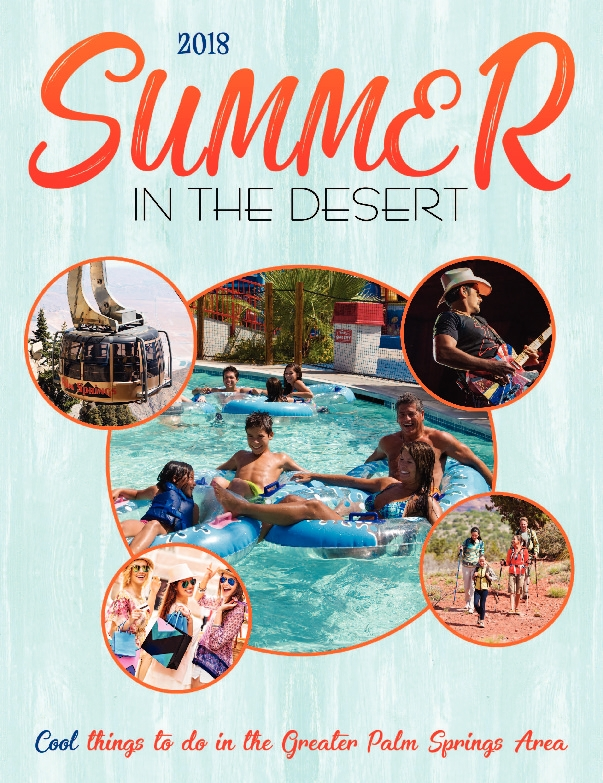 Summer in the Desert 2018